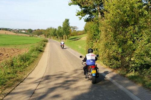 Motorrijbewijspoint Drenthe examengarantie
