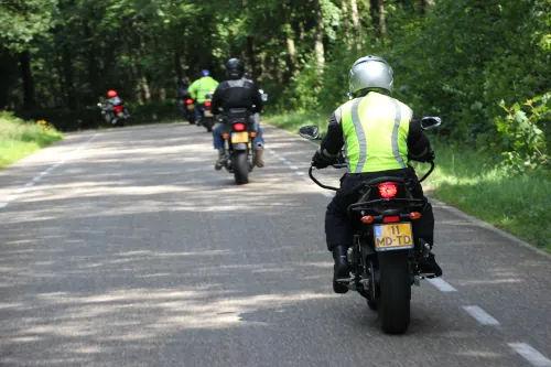 Motorrijbewijspoint Drenthe motor lesplan