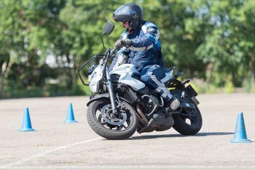 Motorrijbewijspoint Drenthe motor rijtest