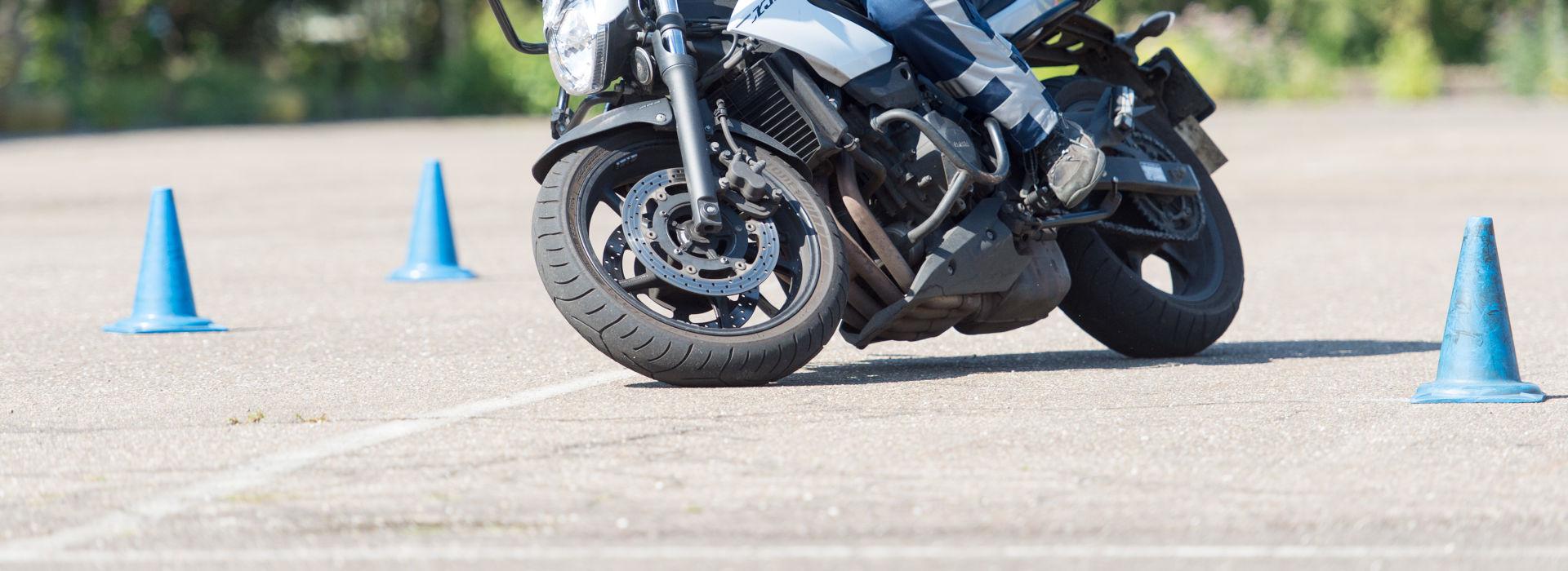 Motorrijbewijspoint Drenthe rijtest