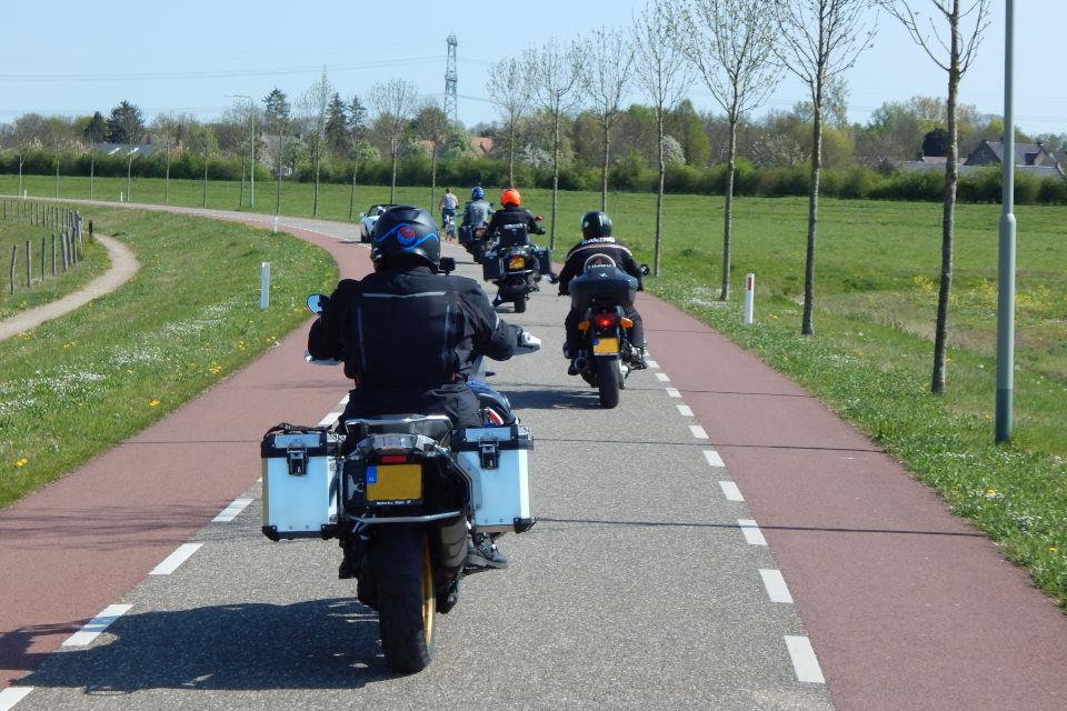 Motorrijbewijspoint Drenthe motorrijlessen